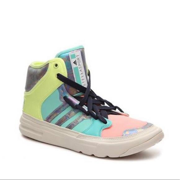 Adidas X Stellasport Irana High-Top Training Shoe